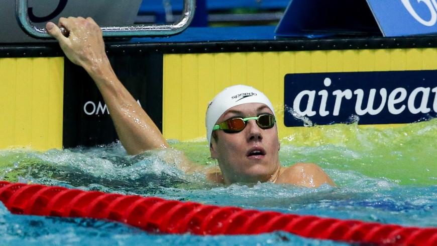 Белорусский пловец установил национальный и европейский рекорды