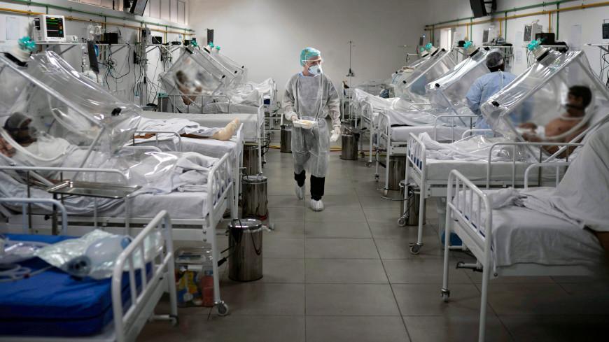 В США от коронавируса скончалось больше людей, чем от испанки