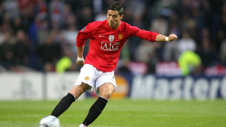 Роналду впервые с 2009 года выйдет в стартовом составе МЮ