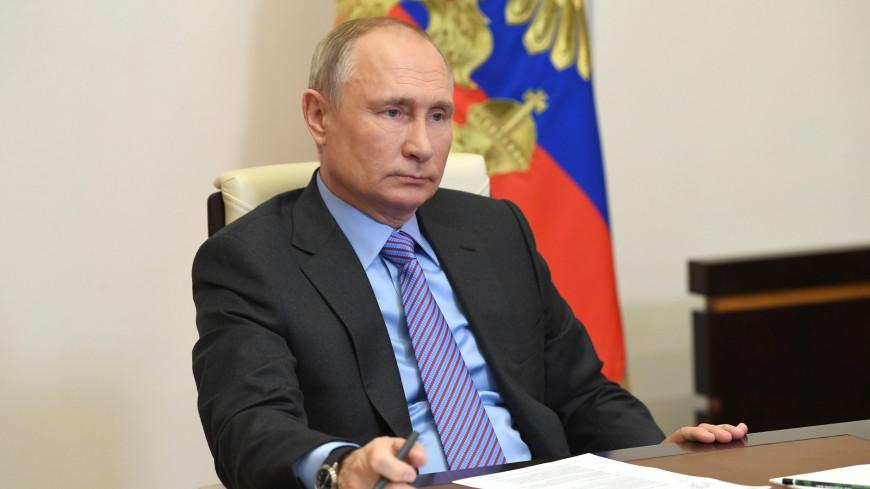 Путин назвал условия докапитализации авиакомпании «Аврора»