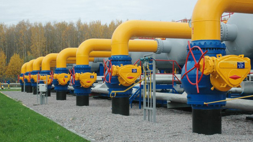 Цена газа в Европе обновила максимум, превысив $1050 за 1 тыс. куб. м