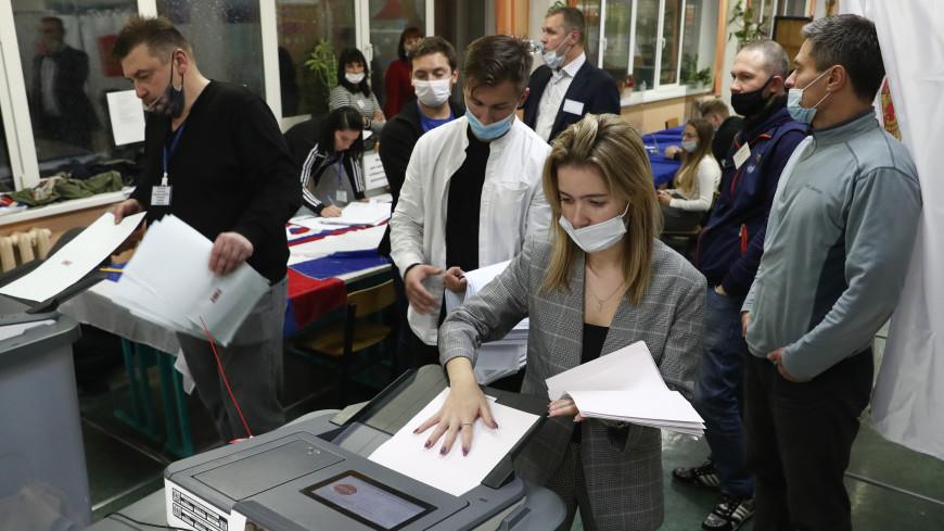 ЦИК подсчитал 60% протоколов на выборах в Госдуму