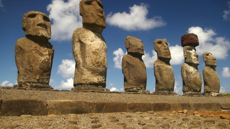 На древних табличках в острова Пасхи нашли скрытые символы
