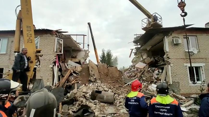 Прокуратура начала проверку по факту взрыва газа в доме под Ельцом