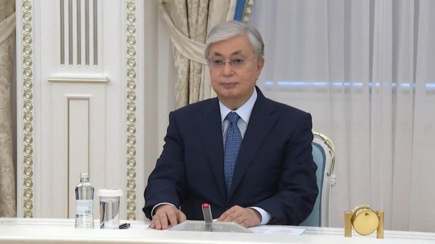 Президент Казахстана обсудил сотрудничество с председателем Милли Меджлиса Азербайджана