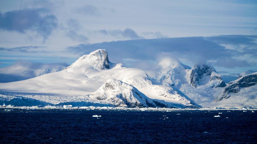 Озоновая дыра над Антарктидой достигла аномальных размеров