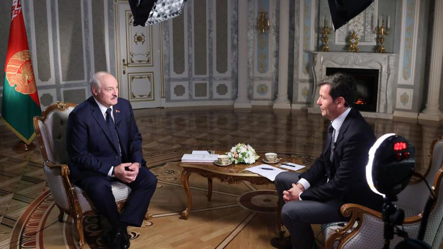 Миграционный кризис и Союзное государство: Лукашенко дал откровенное интервью CNN