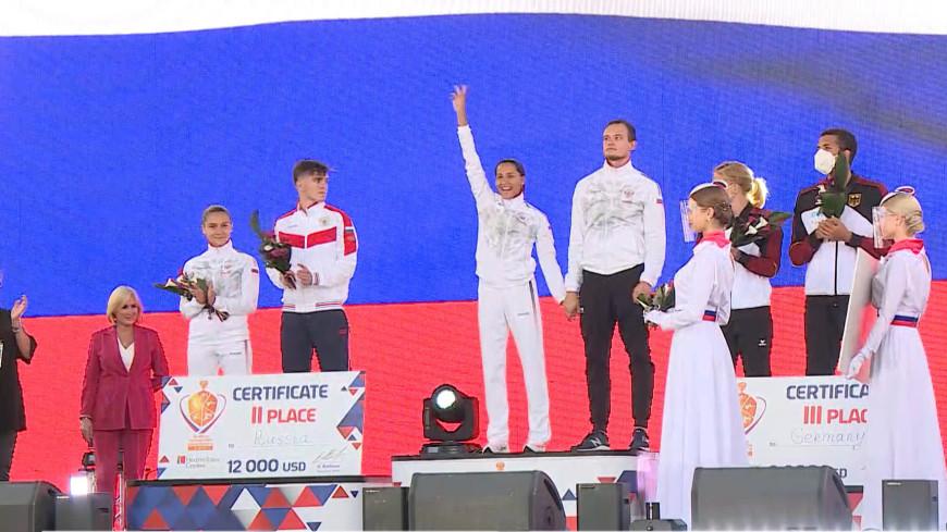 Двойной успех: российские пятиборцы выиграли Кубок президента России