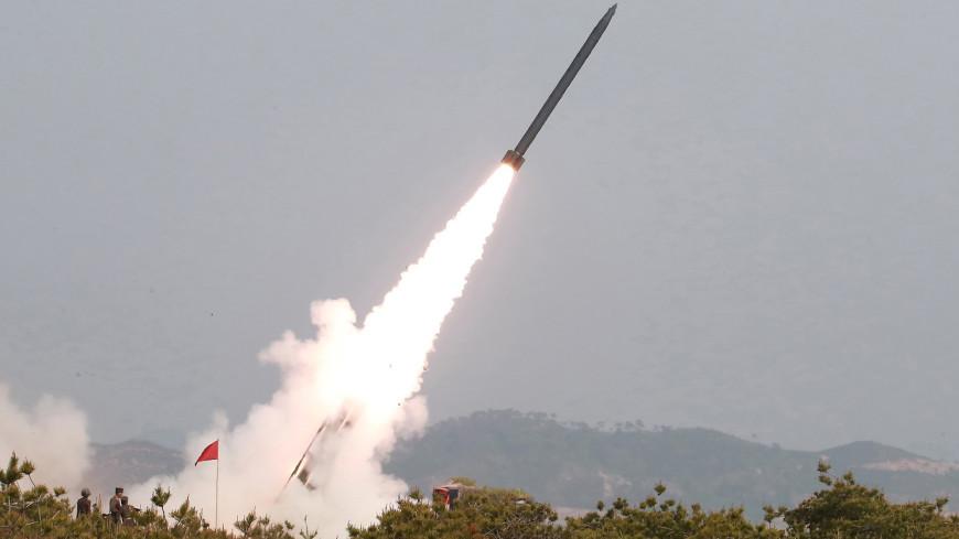 КНДР произвела пуск неопознанного снаряда в сторону Японского моря